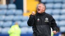 Sheffield United's Chris Wilder wins LMA Manager of the Year award