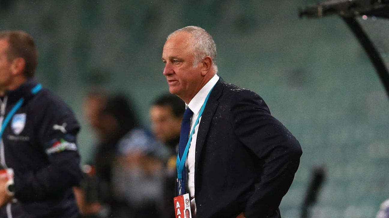 No excuses for wannabe Olyroos - Graham Arnold