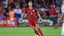 U.S. defender Gonzalez joins Toronto FC