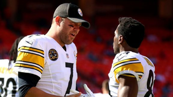 Steelers GM: Ben Roethlisberger 'unquestioned leader' of locker room