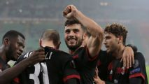 Andre Silva, Patrick Cutrone on target as AC Milan cruise past Austria Vienna