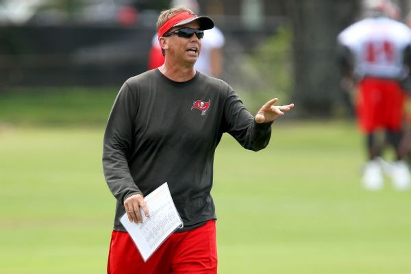Bucs OC Todd Monken to call plays against Giants