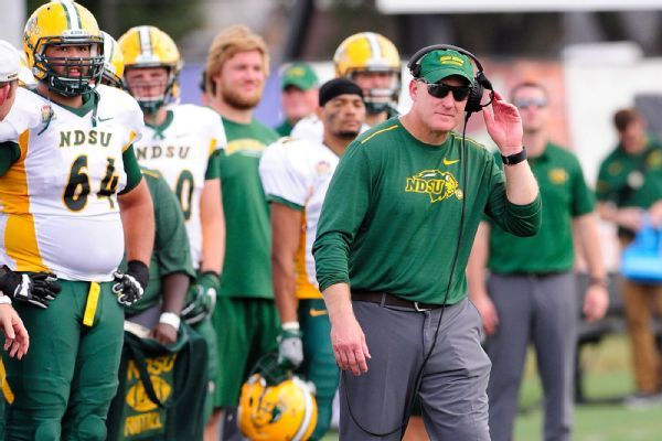 Kansas State hires North Dakota State's Chris Klieman as head coach