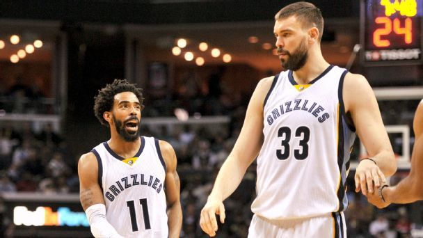 Which teams should trade for Mike Conley and Marc Gasol?