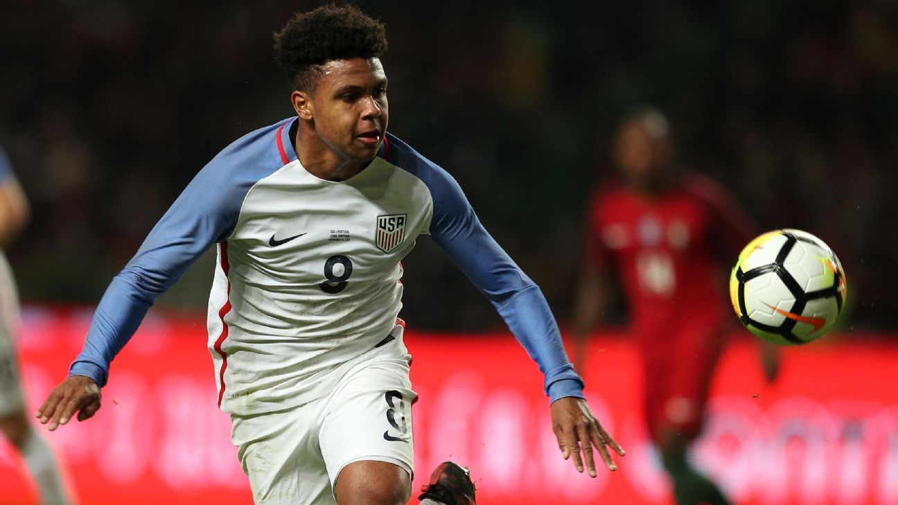 Schalke's Weston McKennie pulls out of United States squad with injury