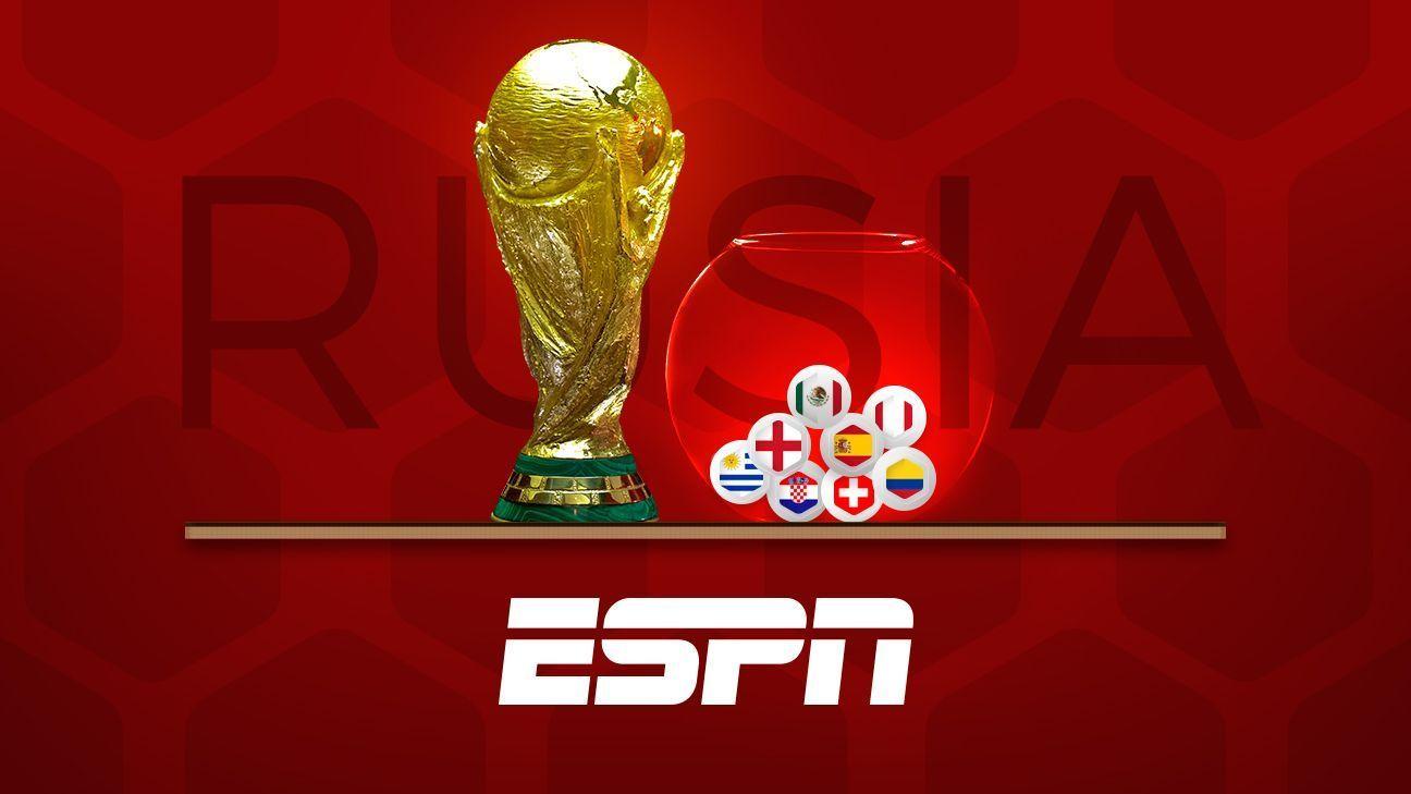 Así se vivió el sorteo del Mundial Rusia 2018