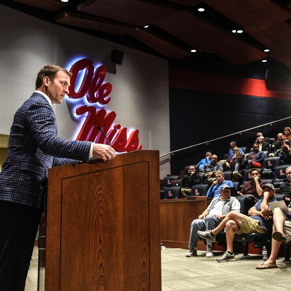 AD Bjork leaves Ole Miss for Texas A&M job
