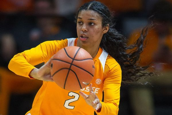Ex-Lady Vols guard Westbrook headed to UConn