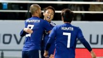 Shoji wonder goal fires Japan to win vs. China in East Asian Championships