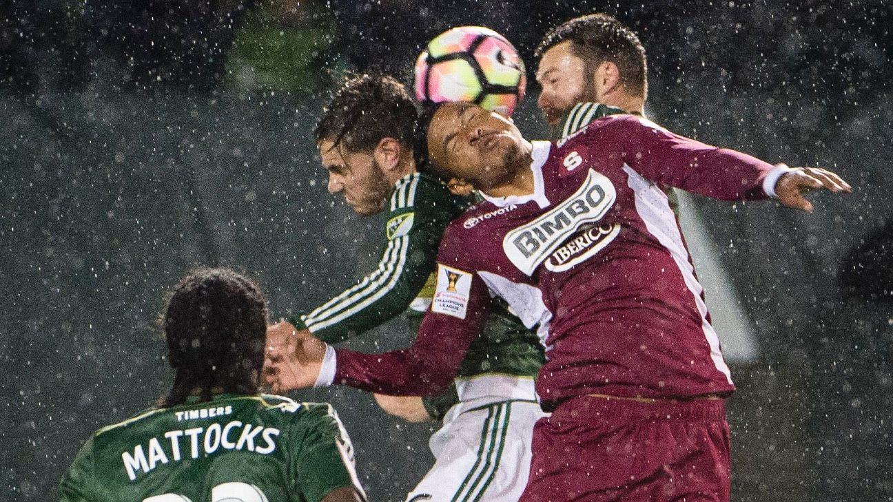 Portland Timbers add Costa Rican defender Julio Cascante