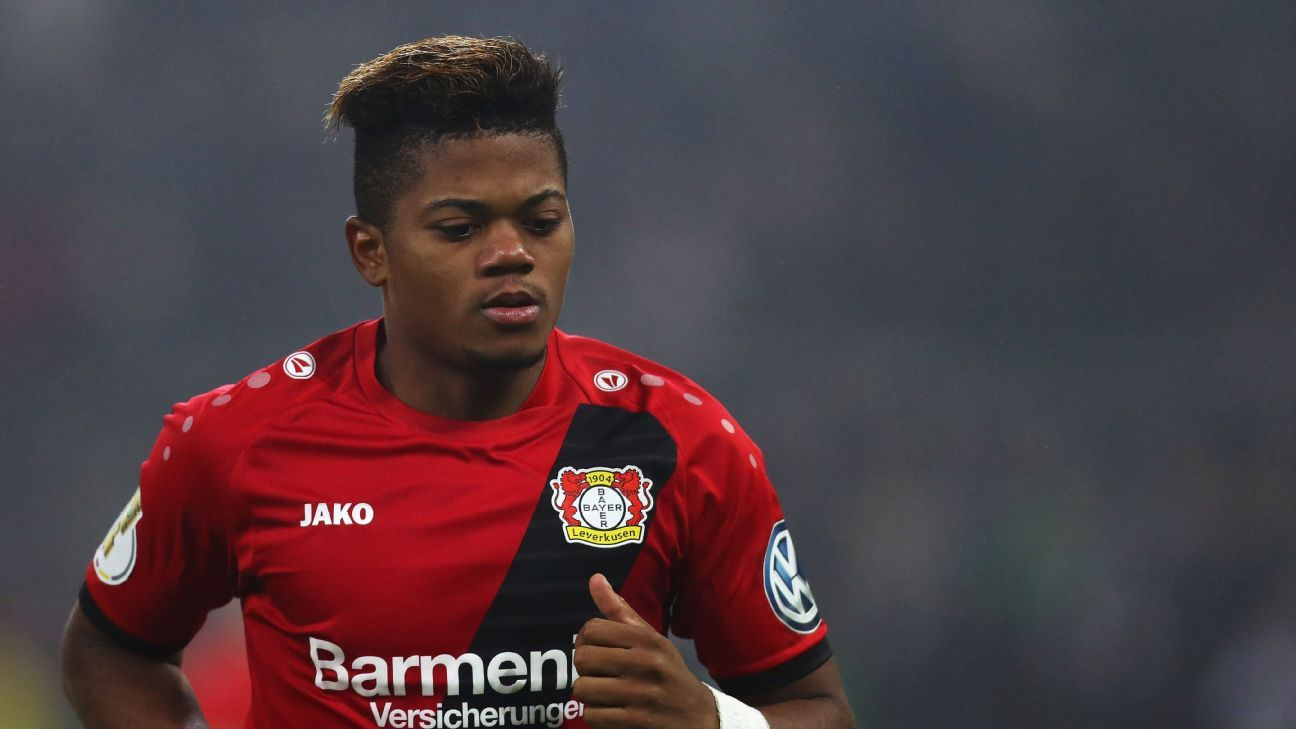 Leon Bailey's meteoric rise, from Kingston to Leverkusen