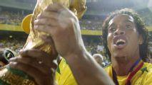 Ronaldinho puede presumir algo que Pelé, Maradona y Messi, no tienen