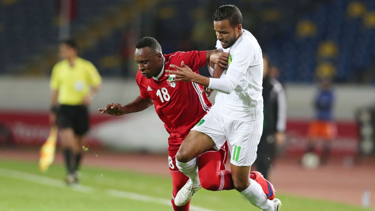Sudan beat Mauritania, eliminate Guinea