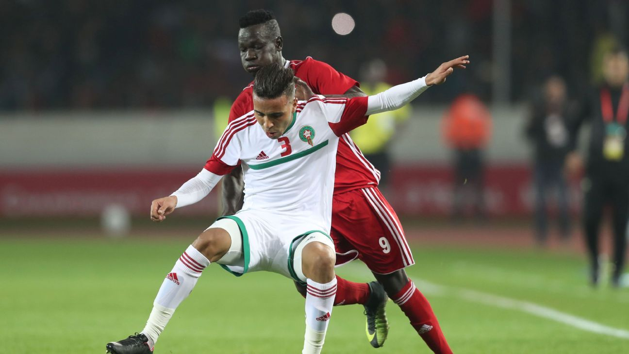 Bencharki misses penalty as Sudan hold Morocco