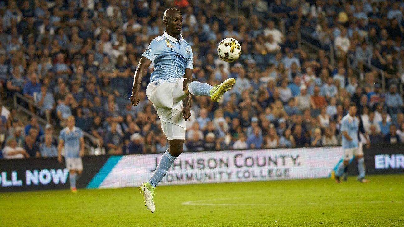 Sporting Kansas City trades defender Ike Opara to Minnesota