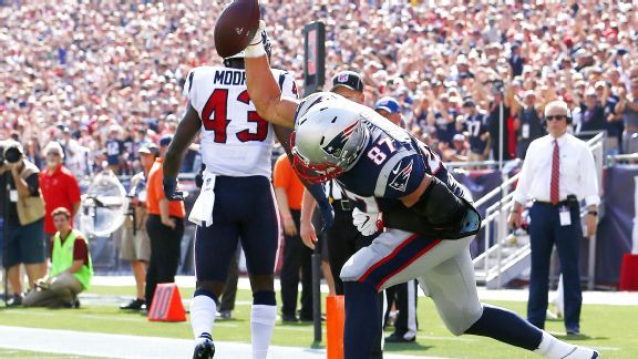 The majesty of the Gronk Spike: How it began and why it's so awesome