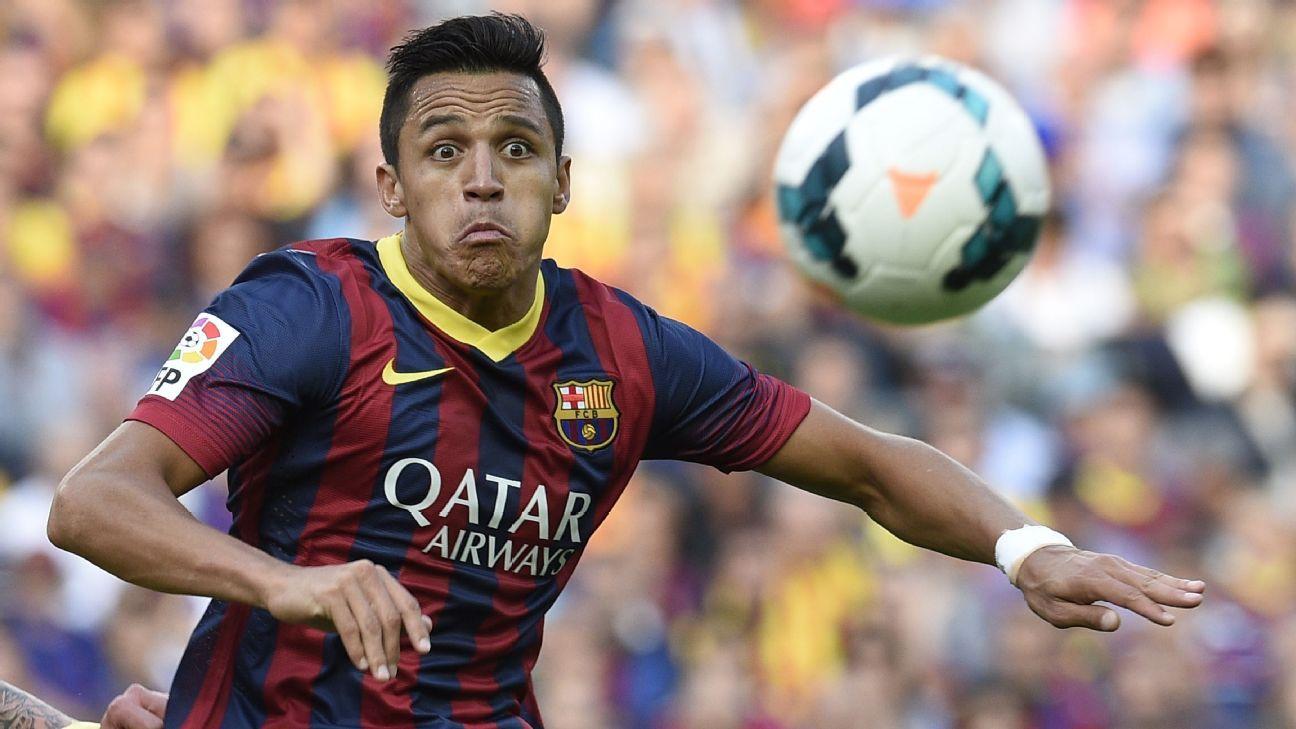El United de Alexis palpita la llave ante Barça
