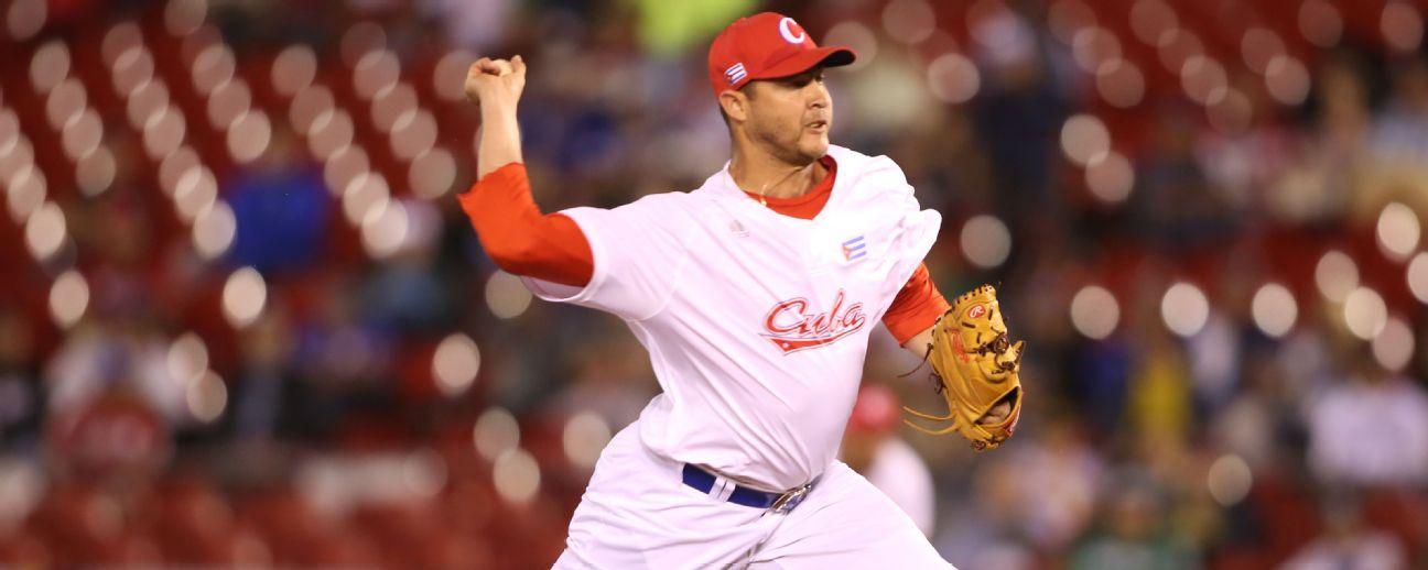 Reportes: Propuesta de MLB permitiría firmar a peloteros cubanos sin 'desertar'