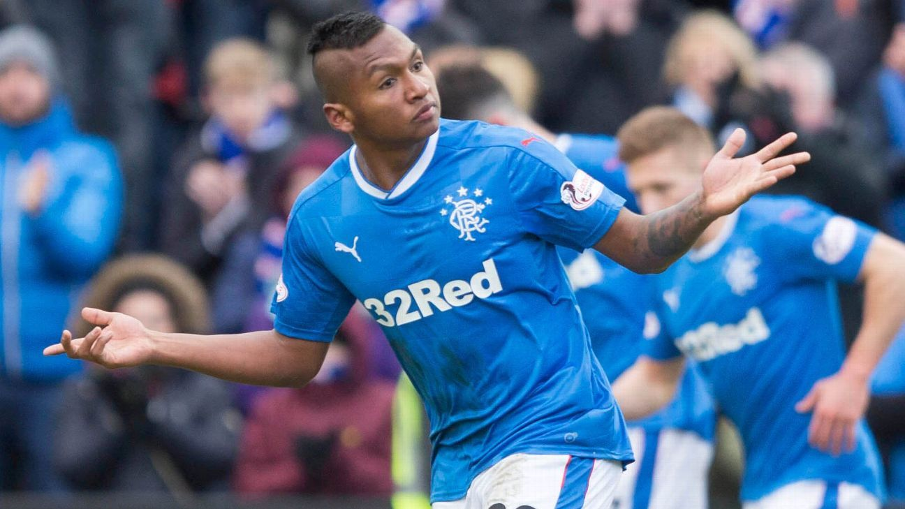 Rangers cruise through in Scottish Cup despite early scare at Ayr