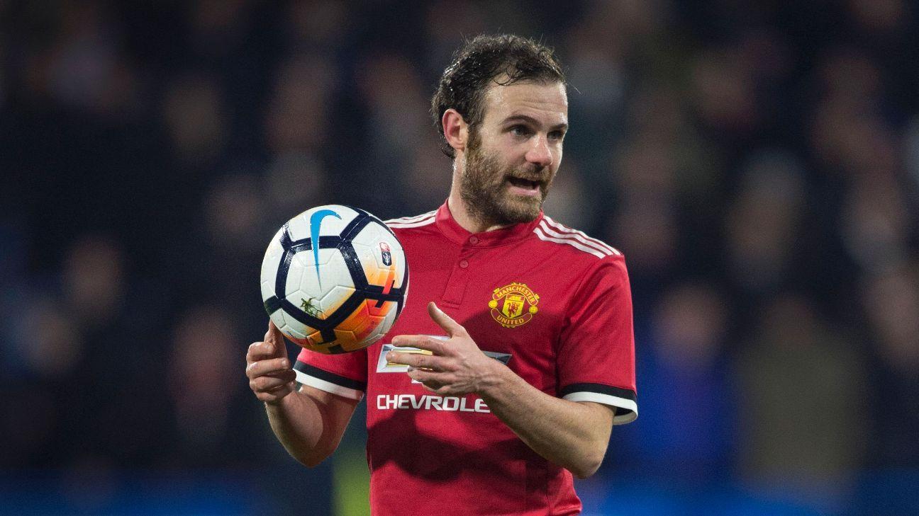 Manchester United midfielder Juan Mata renews Real Oviedo membership