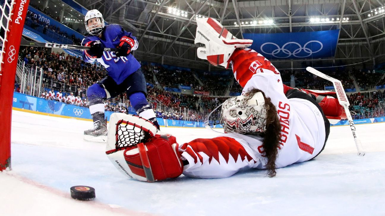Ice Hockey News Results And More 2018 Winter Olympic Espn