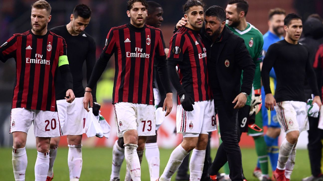 Borini on target as AC Milan complete job against Ludogorets