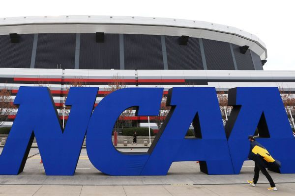 NCAA appeals ruling on athlete compensation cap
