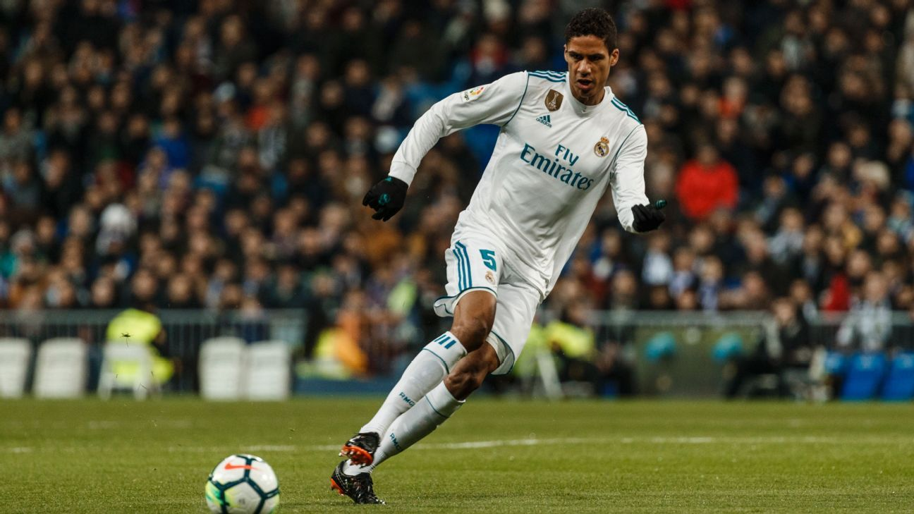 Transfer Talk: Real Madrid defender Raphael Varane set for shock exit
