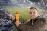 Duisburg keeper's bottle that led to bizarre goal to be auctioned for charity