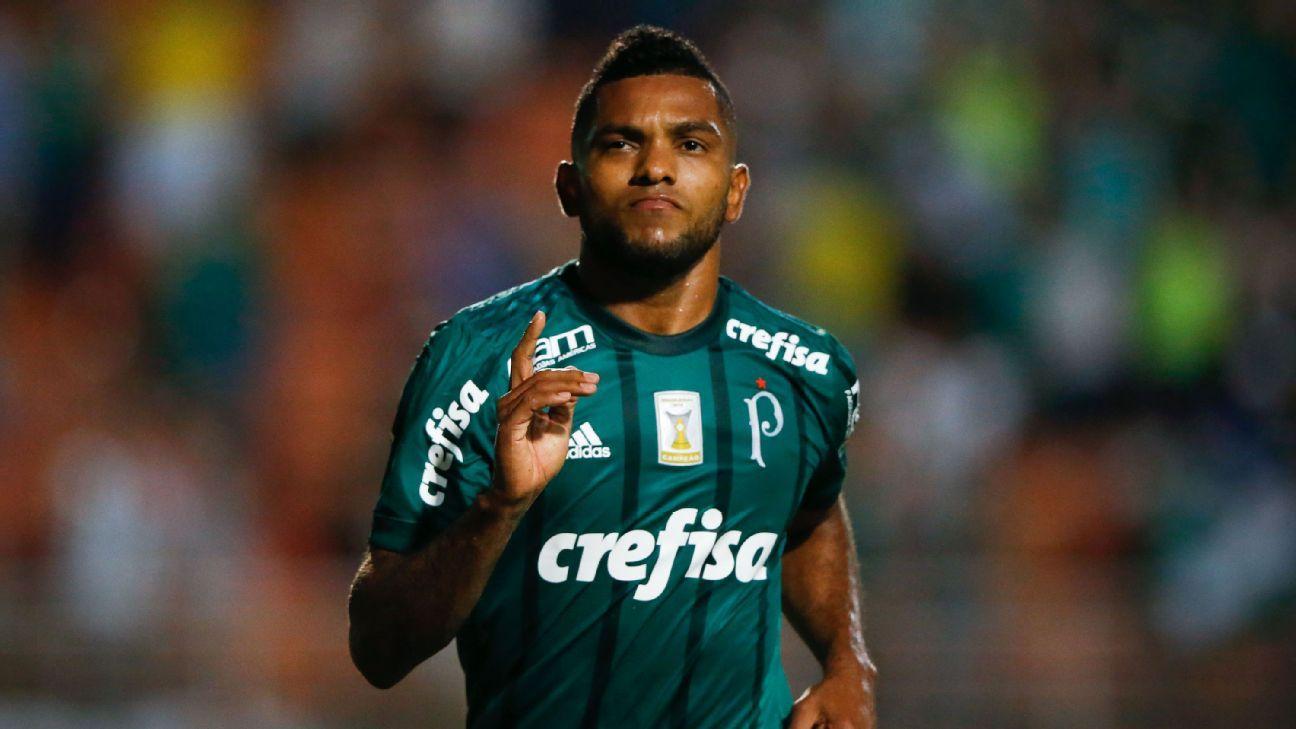 Borja, en el equipo ideal y goleador del torneo Paulista
