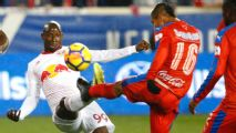 New York Red Bulls into CCL quarters after defeat of Olimpia