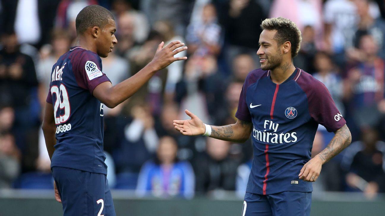 Neymar e Mbappé travam 'guerra fria' por trono do PSG; jornal explica a razão