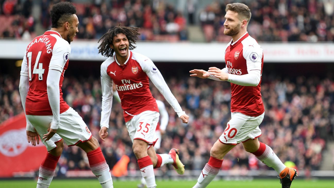 Mustafi: Arsenal's defence has done a good job