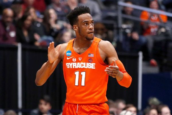 Syracuse forward Brissett leaving for NBA draft