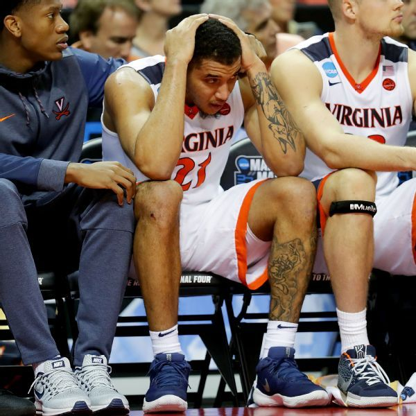 UVA using last year's tourney loss as motivation