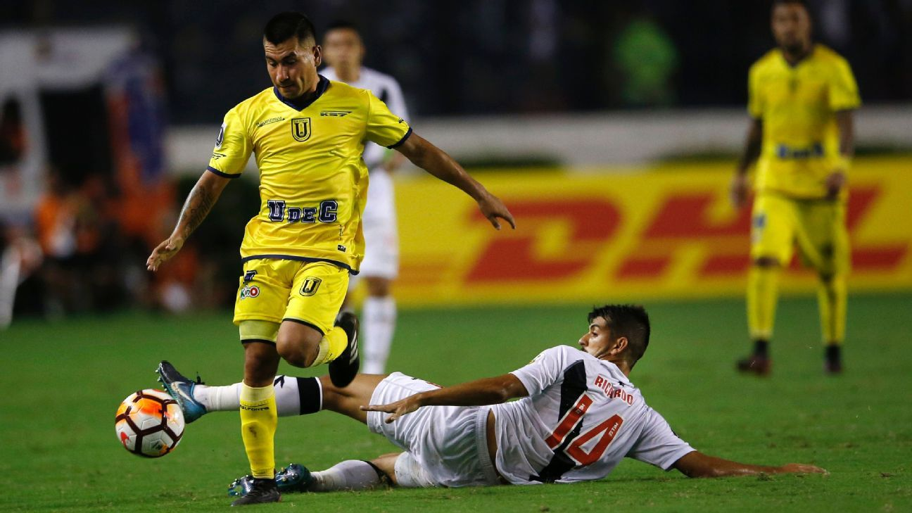 'Outrageous' dive by Chilean player set to lead to punishment