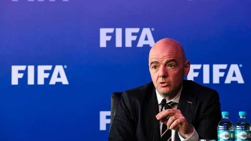 Ahead of Women's World Cup draw, FIFA's actions speak louder than words