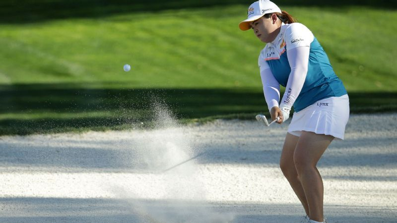 Inbee Park finding her balance -- and the joy -- in golf again