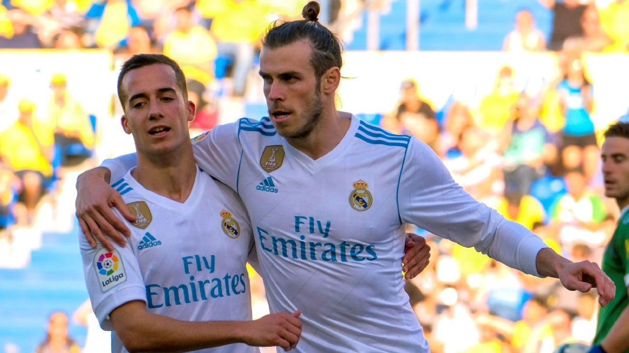 Gareth Bale carries Real Madrid to win with brace as Ronaldo rests