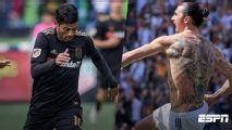 Carlos Vela es el 'Messi' de la MLS... ¿Zlatan? solo Zlatan