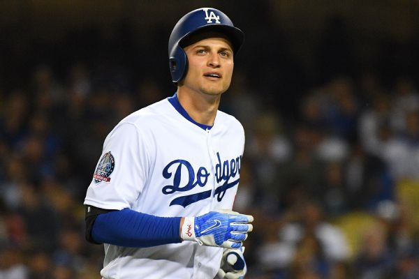 Dodgers 'encouraged' after Corey Seager goes from rehab to training