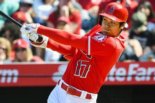Angels' Shohei Ohtani beats Yankees' duo to win AL Rookie of the Year