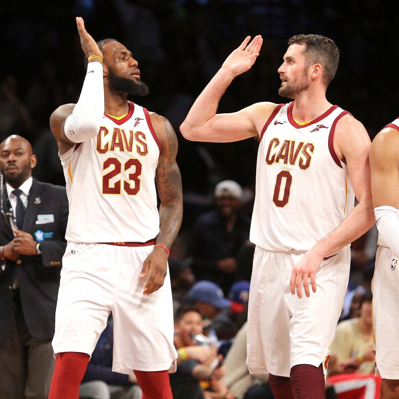 LeBron James Backs Cleveland Cavaliers Teammates After Series-clinching Win Over Toronto Raptors
