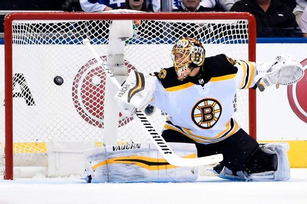 Bruins' Rask adds to legacy in Game 7 win