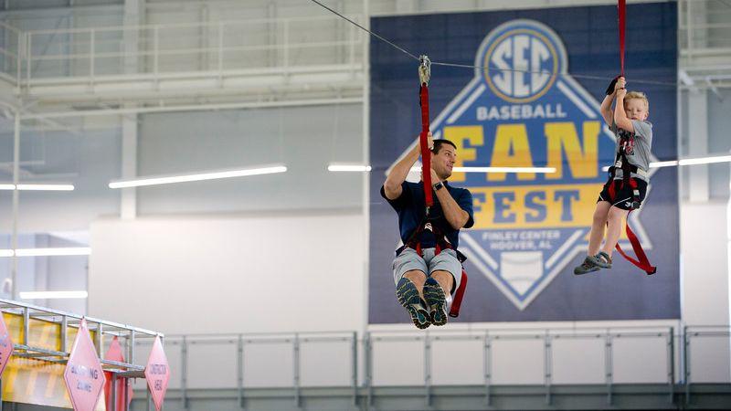 SEC FanFest