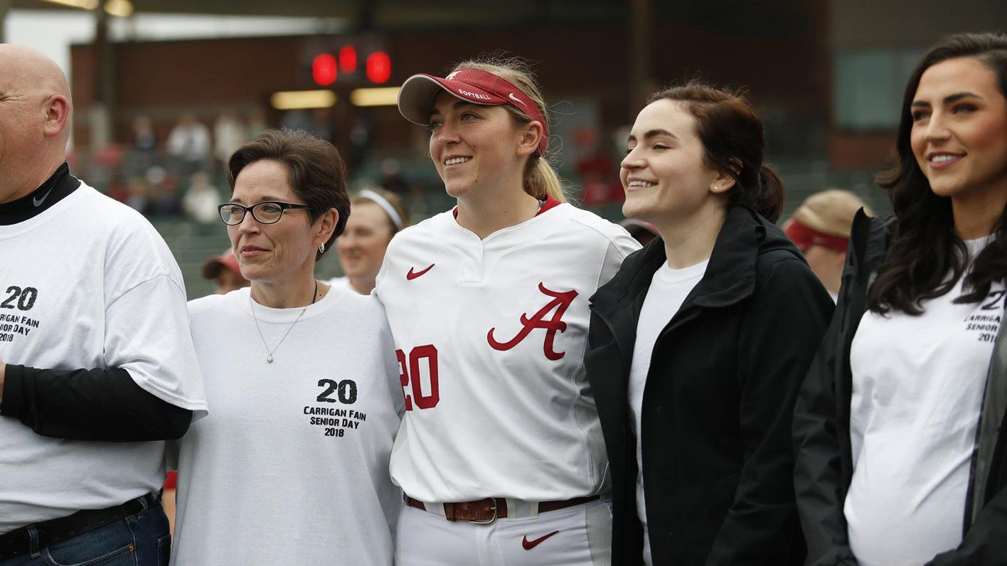 Alabama's Carrigan Fain receives Fulbright award