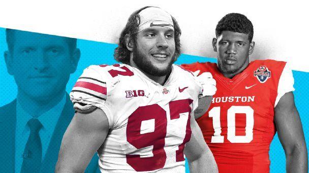 Todd McShay's 2019 NFL Mock Draft 1.0: First-round picks