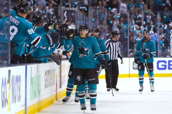Sharks sign F Marcus Sorensen to 2-year extension