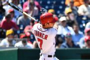 Nats' Turner hits for another cycle against Rockies