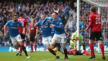 David Bates gives Rangers victory over Kilmarnock
